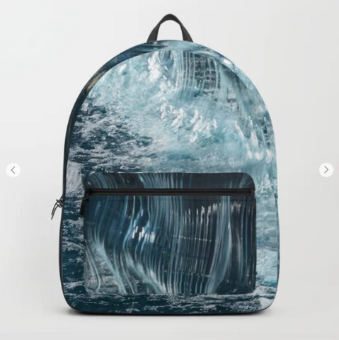 Image of Backpack - Waterfalls in Canada