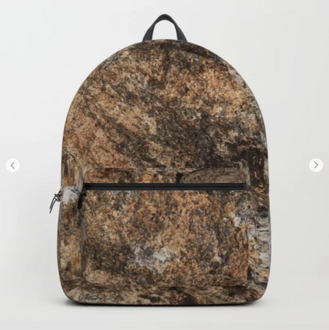 Backpack - The rock