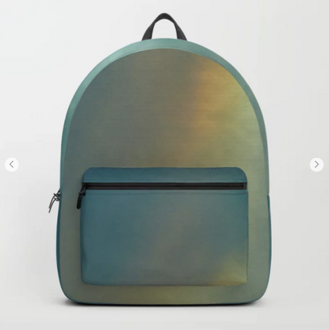 Image of Backpack - The rainbow in #Montreal