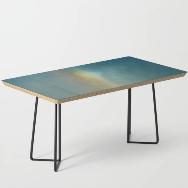 Coffee Table - Rainbow In #montreal - Coffeetable