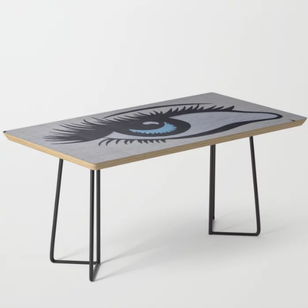 Table Basse - The Eye In #montreal - Coffeetable
