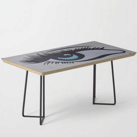 Coffee Table - The Eye In #montreal - Coffeetable