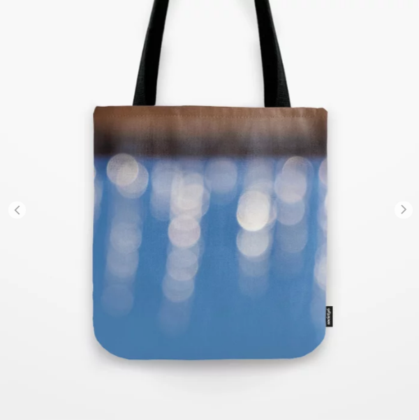 Tote Bag - Ice On My Balcony - Tote Bag