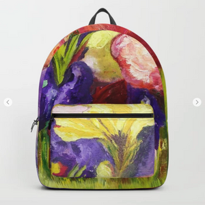 Backpack - Summer feeling by Ans Duin