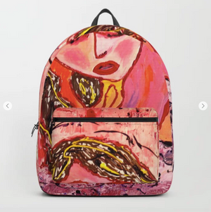 Backpack - Verleiding by Ans Duin
