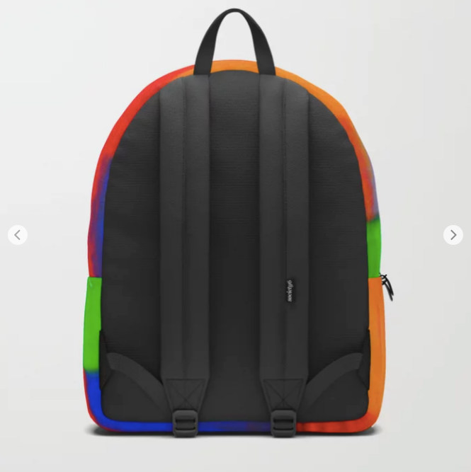 Backpack - Blokkendoos by Ans Duin