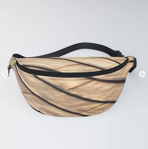 Image of Rayures Sur le toit by Philippe Waterloos - Fanny Pack