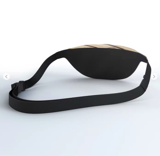 Rayures Sur le toit by Philippe Waterloos - Fanny Pack