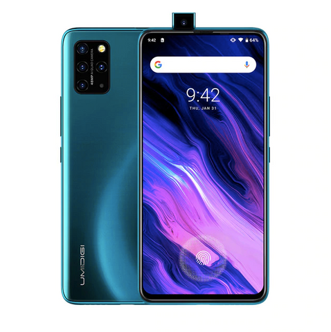Image de l'UMIDIGI S5 Pro True Full Screen