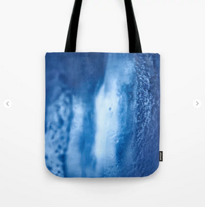 Tote Bag - Iceland or just ice?