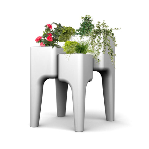 Garden Planter Hurbz, Indoor, Outdoor for Growing Vegetables Flowers, Fruits, Strawberries Herbs - Official Seller in USA and Canada