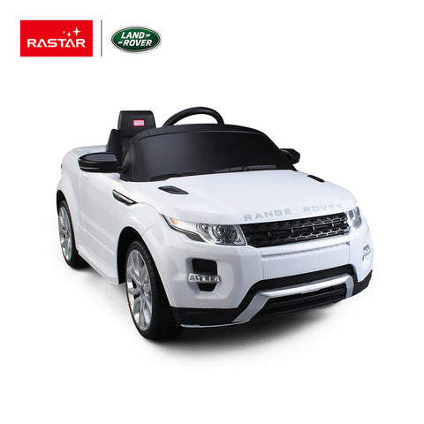 Ride on cars - Range Rover Evoque - Canada Only