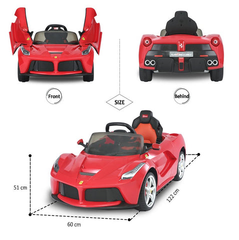 LaFerrari - ride on cars for kids - Available in Canada Only