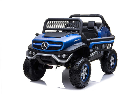 Unimog 2-Seater - Ride on cars for kids - Mercedes