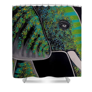 Africa - Shower Curtain