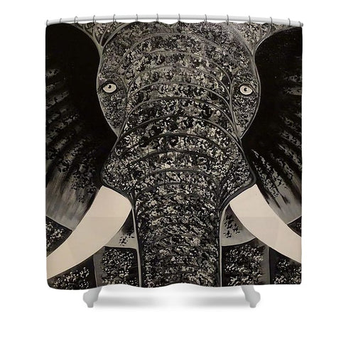 Afrique - Shower Curtain