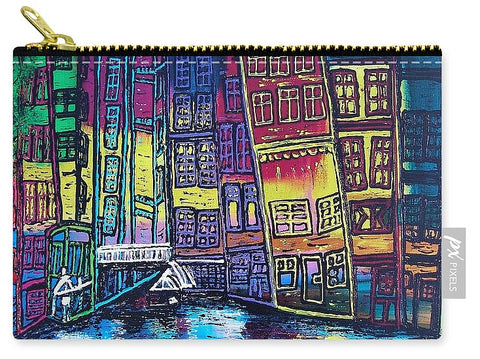 Image of Amsterdam O.z.kolk - Carry-All Pouch