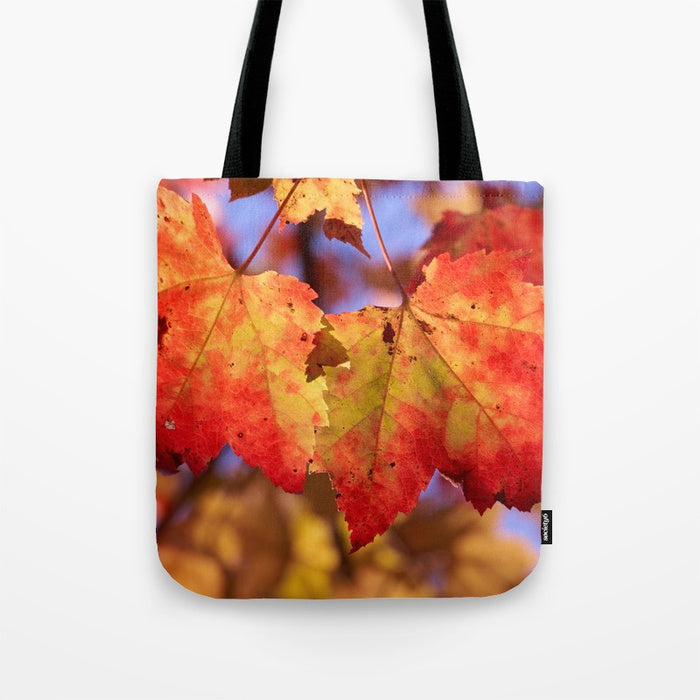 Tote Bag - autumn in canada pictures - Tote Bag