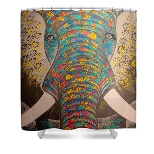 Babor - Shower Curtain