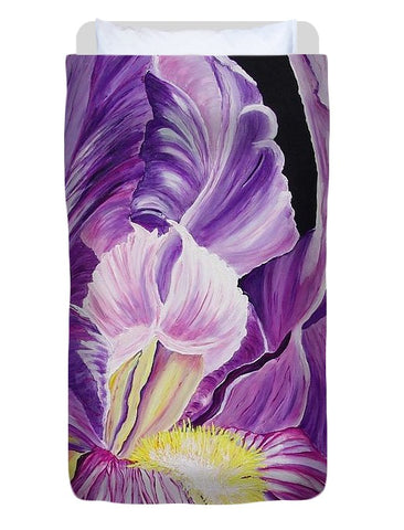 Image of Bearded Iris - Housse de couette