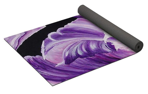 Bearded Iris - Yoga Mat