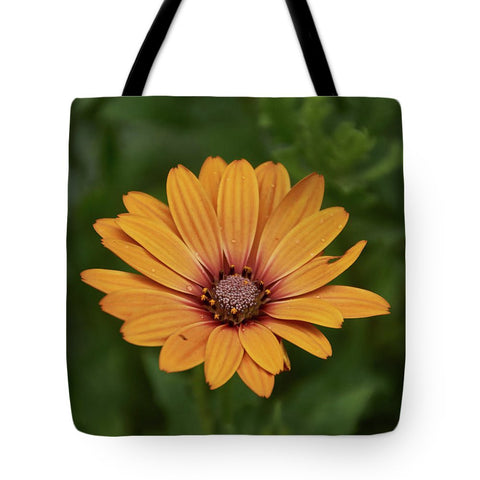 Image of Beautiful Flower - Tote Bag - 18 X 18 - Tote Bag