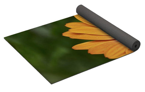 Image of Beautiful Flower - Yoga Mat - Yoga Mat