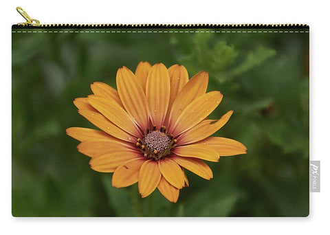 Image of Beautiful Flower - Carry-All Pouch - Medium (9.5 X 6) - Carry-All Pouch