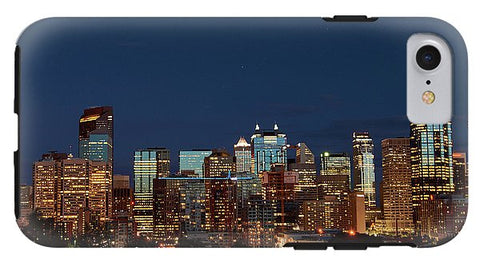 Image of Calgary Albert #canada - Phone Case - Iphone 8 Tough Case - Phone Case
