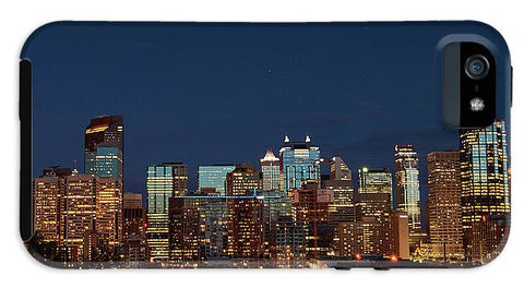 Image of Calgary Albert #canada - Phone Case - Iphone 5 Tough Case - Phone Case