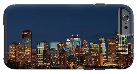 Image of Calgary Albert #canada - Phone Case - Iphone 6 Tough Case - Phone Case