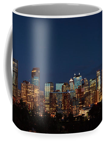 Image of Calgary Alberta #canada - Mug - Large (15 Oz.) - Mugs