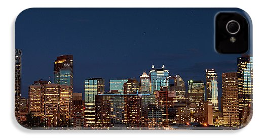 Calgary Albert #canada - Phone Case - Iphone 4 Case - Phone Case