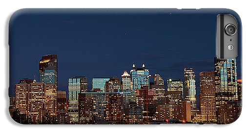 Calgary Albert #canada - Phone Case - Iphone 7 Plus Case - Phone Case