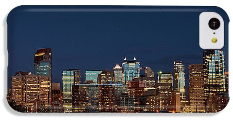 Calgary, Albert #canada - Phone Case