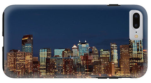 Image of Calgary Albert #canada - Phone Case - Iphone 8 Plus Tough Case - Phone Case