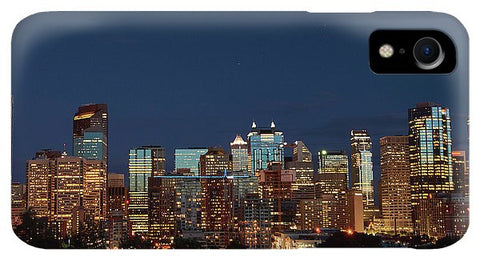 Image of Calgary Albert #canada - Phone Case - Iphone Xr Case - Phone Case