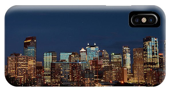 Calgary Albert #canada - Phone Case - Iphone X Case - Phone Case