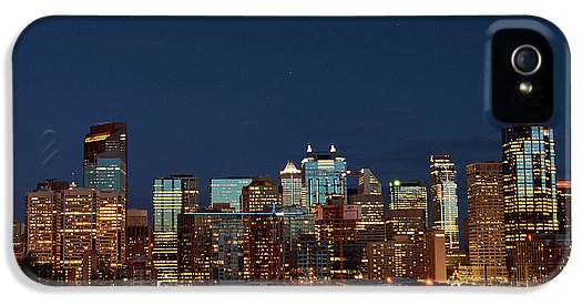 Calgary Albert #canada - Phone Case - Iphone 5 Case - Phone Case