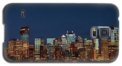 Calgary Albert #canada - Phone Case - Galaxy S5 Case - Phone Case