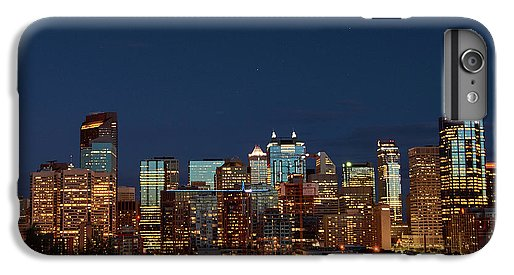 Calgary Albert #canada - Phone Case - Iphone 8 Plus Case - Phone Case