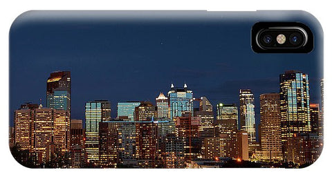 Image of Calgary Albert #canada - Phone Case - Iphone Xs Case - Phone Case