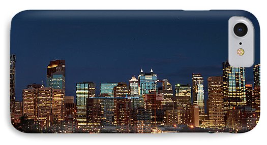 Calgary Albert #canada - Phone Case - Iphone 8 Case - Phone Case