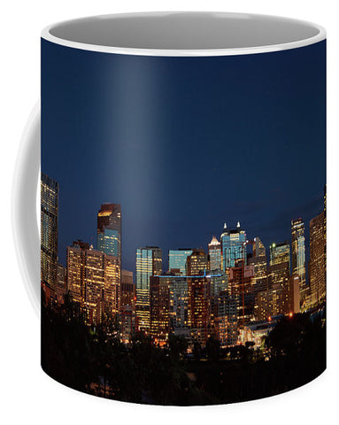 Image of Calgary Alberta #canada - Mug - Small (11 Oz.) - Mugs