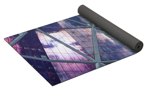 Calgary Downtown In #canada - Yoga Mat - Yoga Mat