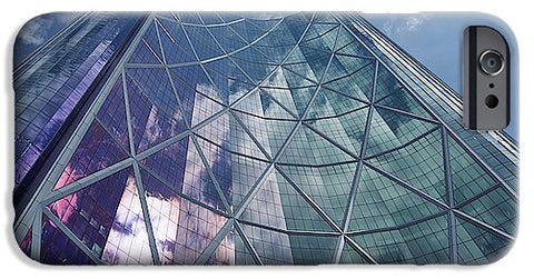 Image of Calgary Downtown In #canada - Phone Case - Iphone 6 Case - Phone Case