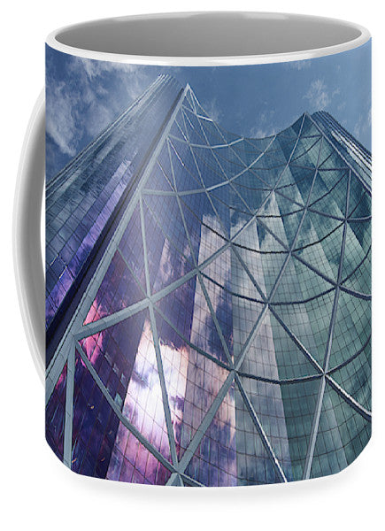 Calgary Downtown In #canada - Mug - Large (15 Oz.) - Mugs