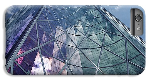 Calgary Downtown In #canada - Phone Case - Iphone 8 Plus Case - Phone Case