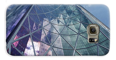 Image of Calgary Downtown In #canada - Phone Case - Galaxy S6 Case - Phone Case