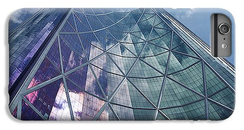 Image of Calgary Downtown In #canada - Phone Case - Iphone 6 Plus Case - Phone Case